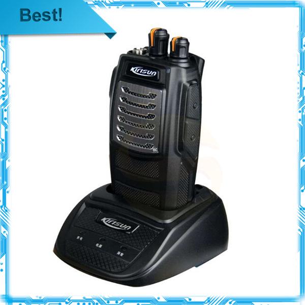 New Portable Ham CB Radio Walkie Talkie Kirisun PT558S UHF 400-470MHz 4W 16CH Scan Monitor TOT Voice Prompt Wire Clone A7124A(China (Mainland))