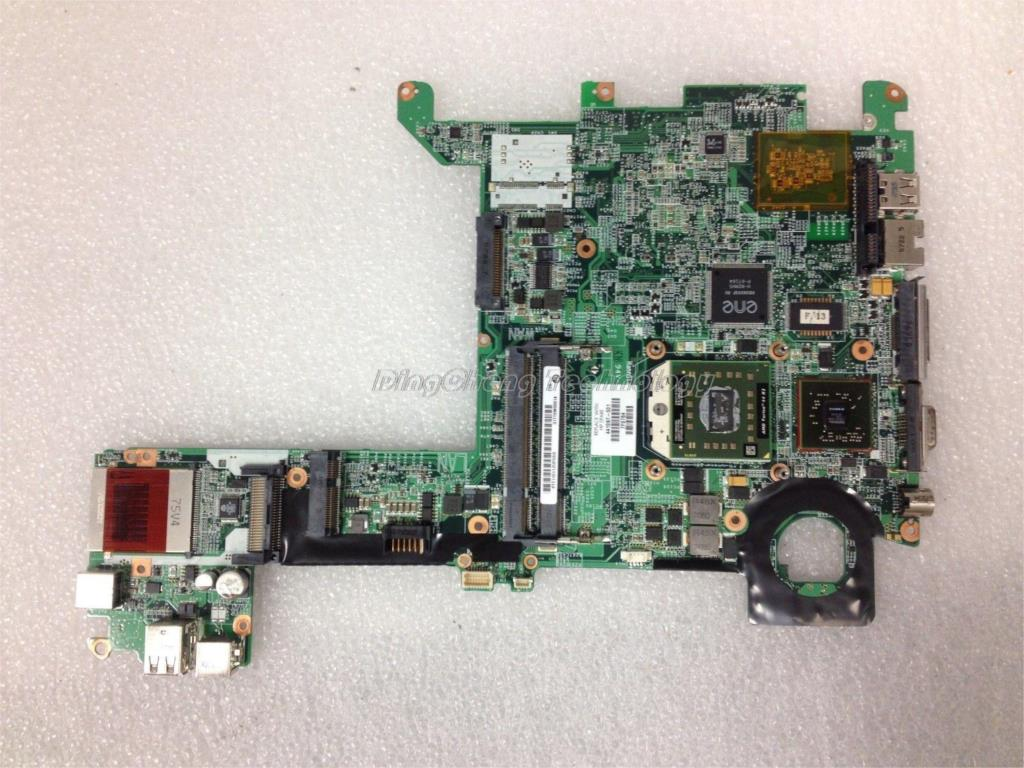 Original laptop Motherboard For hp TX1000 TX1200 TX1400 441097-001 for AMD cpu with integrated graphics card 100% tested fully<br><br>Aliexpress