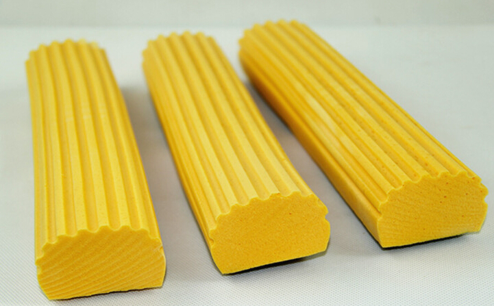 Household Sponge Mop Head Refill Replacement Home Floor Cleaning Tool 2pcs one lot(China (Mainland))