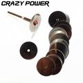 CRAZY POWER 20pcs Stainless Steel Circular Saw Cutting Disc Blade Circular Abrasive Dremel Ratory Tool With
