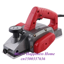 Scter power tools ,construction tools, planer woodworking,680W electric wood planer,Portable planer with plastic box(China (Mainland))