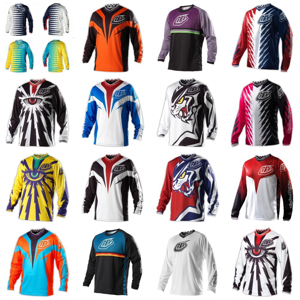 Гаджет  Brand New 2012 3 4 5 Men Motorcycle Motocross Racing DH Downhill MX MTB Free T shirt Jersey Jerseys Cycling Wear XS~XXXXL None Спорт и развлечения