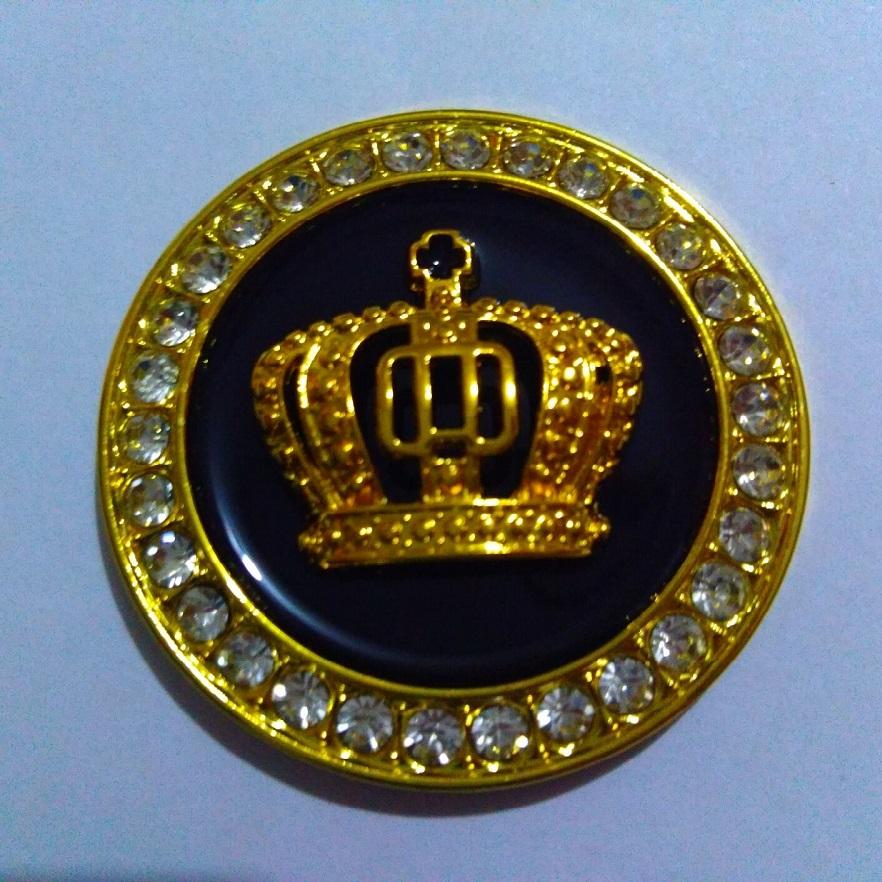 achetez en gros jaune couronne logo en ligne 224 des