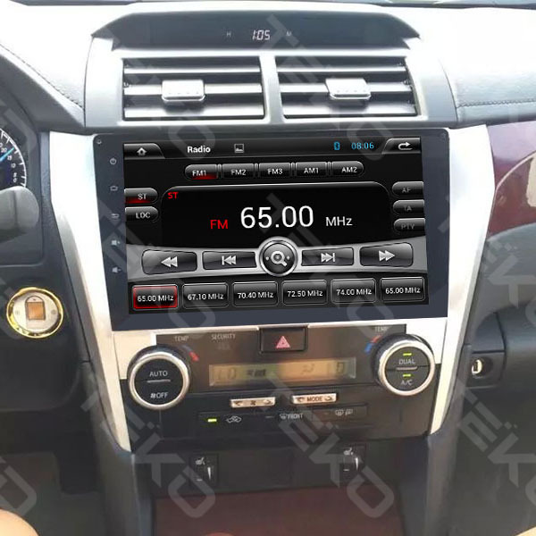 16gb double 2din 10inch 1024*600 Car pc radio DVD gps player for Toyota Camry 2012 2013 2014 2015 support TPMS CAMERA STEERING(China (Mainland))