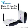 PAT 330 150M 2 4GHz Digital STB Sharing Device Wireless A V Transmitter Receiver Audio Video