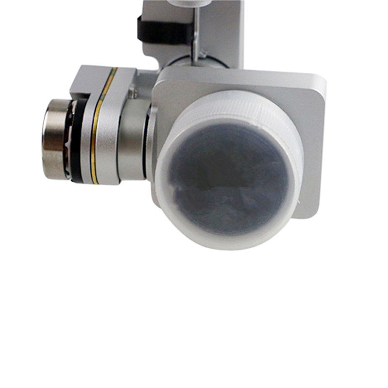 RC Quadcopter Lens Cap Transparent Lens Cover For DJI Phantom 3 For RC QuadCopter Spare Parts