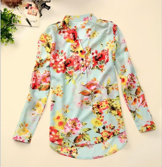 Женские блузки и Рубашки Blouse v/blusas femininas женские блузки и рубашки summer blouse blusas femininas 2015 roupas s