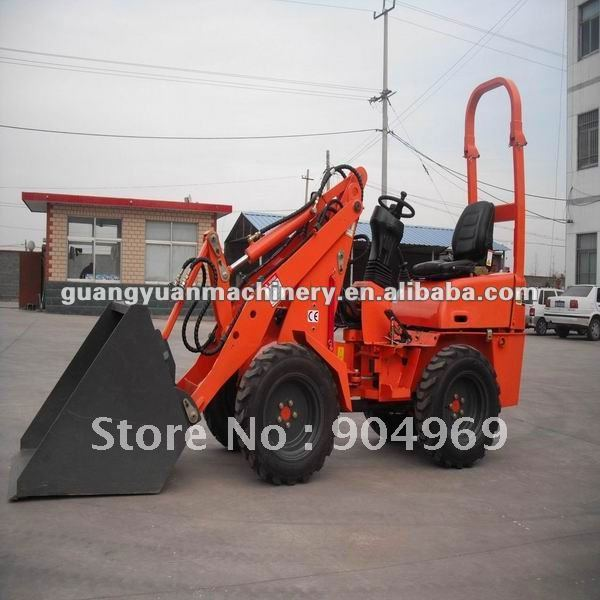 2012 New type D25 Multifunctional small capacity Wheel loader with Perkins engine and imported hydraulic parts on sale(China (Mainland))