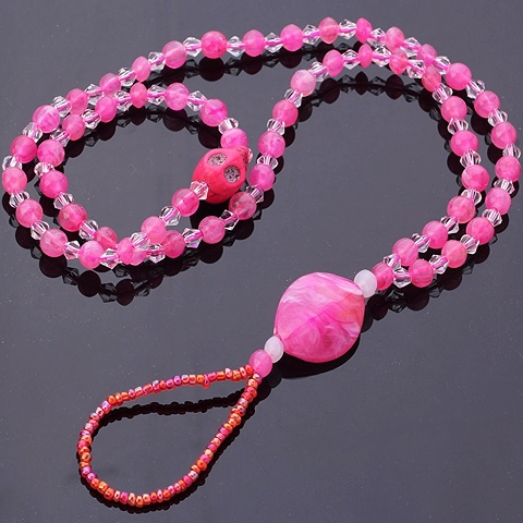 Pretty Design Multi Color Acrylic Anklet(China (Mainland))