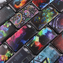 Buy Cool Case Doogee shoot 2 case Lovely soft silicone TPU colorful painting patterns back cover doogee shoot 2 5.5 inch cover for $2.27 in AliExpress store