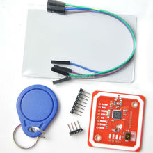 PN532 NFC RFID module V3 kits — NFC with Android phone with Card Tag Ring Cable Pin FZ0054