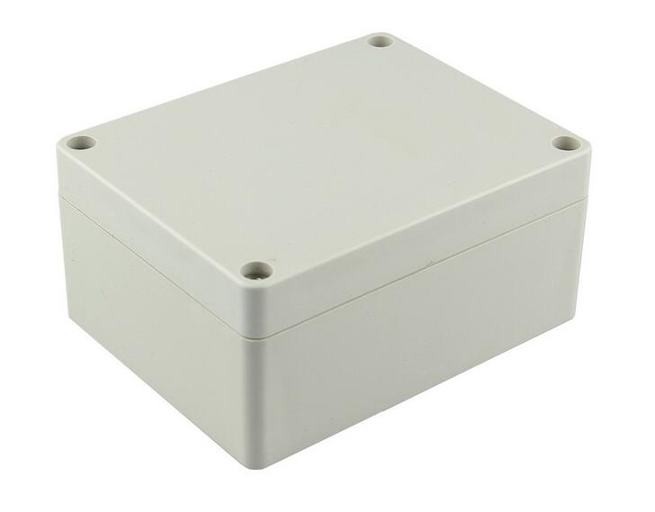 DIY Plastic Water Resistant Shell Box Case for Instrument / Small Security Power Supply(China (Mainland))