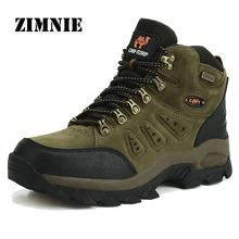 High Quality Brand Outdoor Boots Hiking Shoes New Autumn Winter Mens Sport Cool Trekking Mountain Climbing Suede Women Boots(China (Mainland))