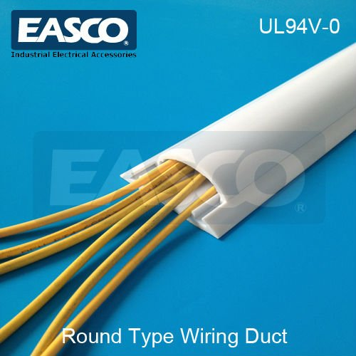 EASCO PVC Electrical Round Wiring Duct(China (Mainland))