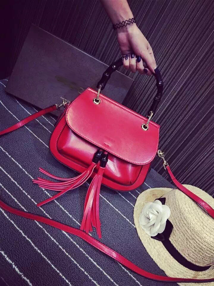 Daily Fashion-2016 new arrival fashion handbags small shoulder bags 100% genuine leather tote bags lady messenger bags small