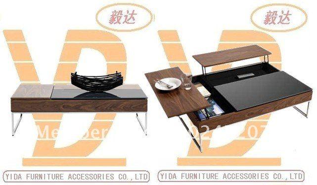 Sitting room furniture multi-function coffee table tea table hardware hinge