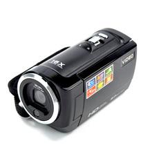 Uk / US / ua Stock 2.7 '' TFT LCD 180 degrés de Rotation appareil Photo numérique 16x ZOOM numérique Photo Cam 720 P HD vidéo numérique enregistreur(China (Mainland))