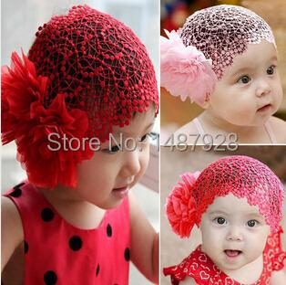 aliexpress fashion flower headband newborn baby