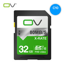 Buy OV Memory card 32gb class 10 sd card UHS-1 SDHC TF Card flash memory SD Card 32gb Class 10 High Speed for $18.42 in AliExpress store