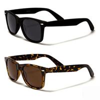 unisex classic sunglasses vintage retro wayfarer 50mm sunglasses women men original Free shipping