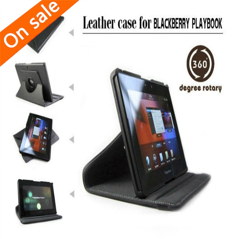 New 360 Degree Rotating Stand Case Cover Skin Blackberry Playbook 7 inch Tablet - Shenzhen Hikit Technology Co., Ltd. store