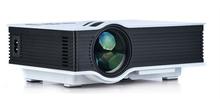 2015 New UNIC UC40 Full HD1080p  Mini LED portable Projector Theater Multimedia Video Projectors PC USB SD AV HDMI
