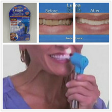 AZDENT White Tooth Polishing Whitening Teeth Burnisher Polisher Whitener Stain Remover as seen tv products(China (Mainland))