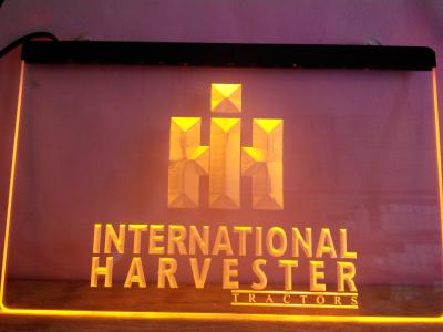 LG133- International Harvester Tractor LED Neon Light Sign(China (Mainland))