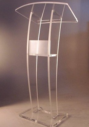 sale acrylic podium pulpit 1