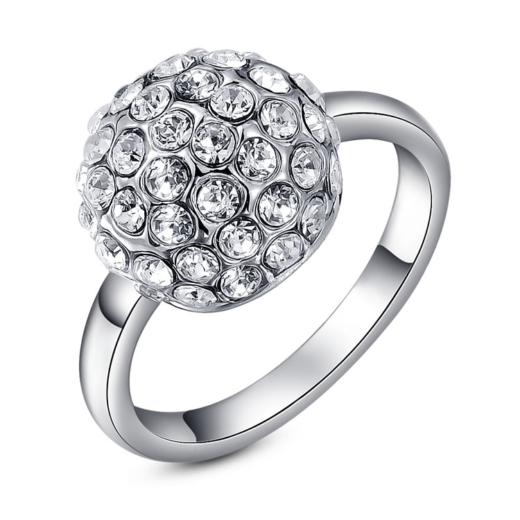 Free Shipping online shopping india 14k Gold plated wedding rings Platinum stone ball men ring charms ROXR040(China (Mainland))