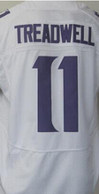 Best quality jerseys,all stitched mens purple,white Harrison Anthony(China (Mainland))