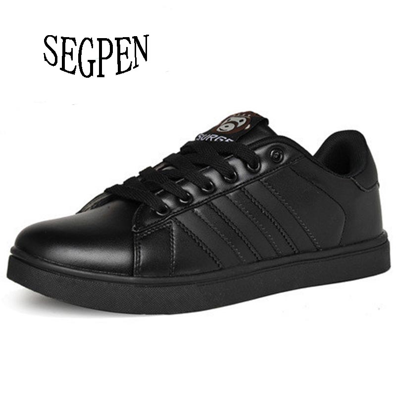 SEGPEN 2016 Newest spring summer men casual shoes Men PU Leather fashion British Style mens shoes Mnes Shoe size 39-47<br><br>Aliexpress
