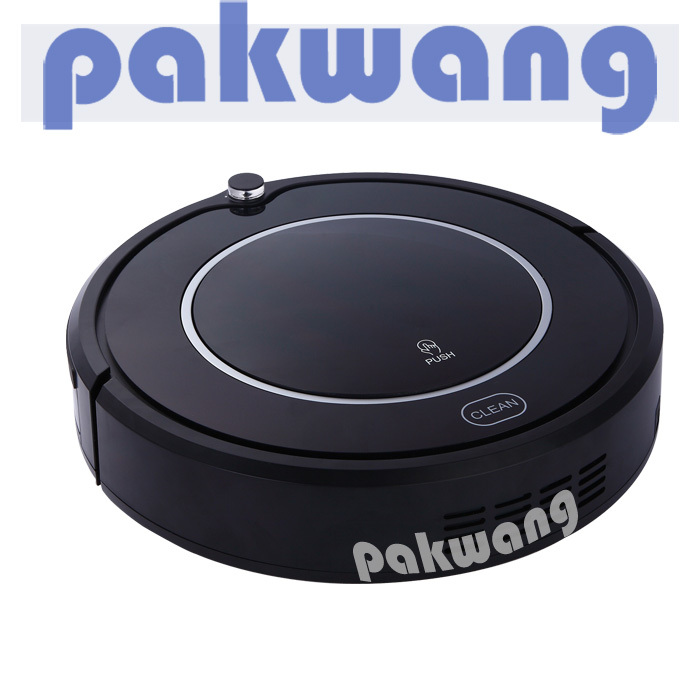 Original Equipment Manufacture Robot Vacuum Cleaner with Big Suction Power UV Sterilizer Virtual Wall Self Recharge Vacuum(China (Mainland))