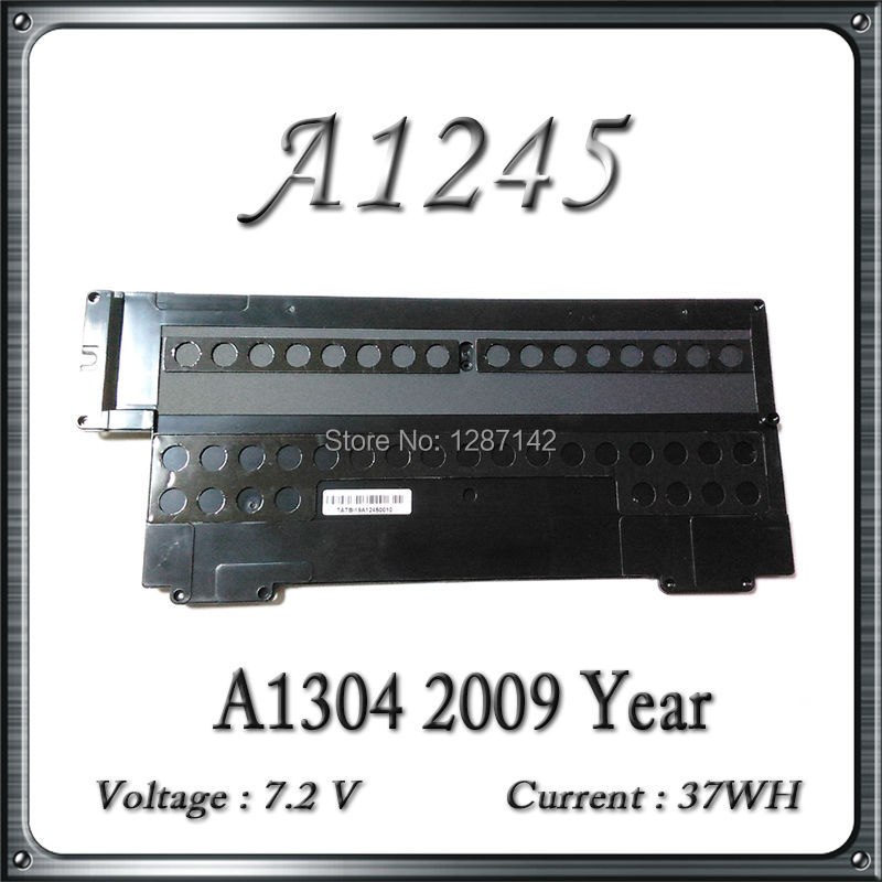 Laptop battery for apple macbook air a1245 laptop battery 13.3  replacement OEM new<br><br>Aliexpress