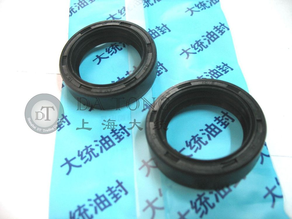 (1pair/set) Front Fork Oil Seal For Yamaha TZM TZR XV 125 250 YP Majesty Honda Nes150 Suzuki RV 125cc Racing Motorcycle Part(China (Mainland))