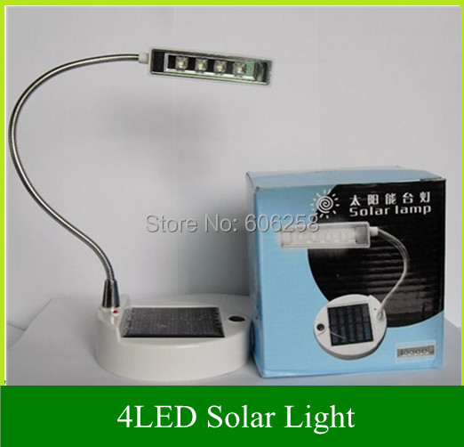 Led Solar Table Lamp / PC USB Charger LED Portable Lamp / Solar Bulbs Light / Solar Indoor Reading lighting 1PCS(China (Mainland))