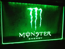 LE207- Energy Drink LED Neon Light Sign(China (Mainland))