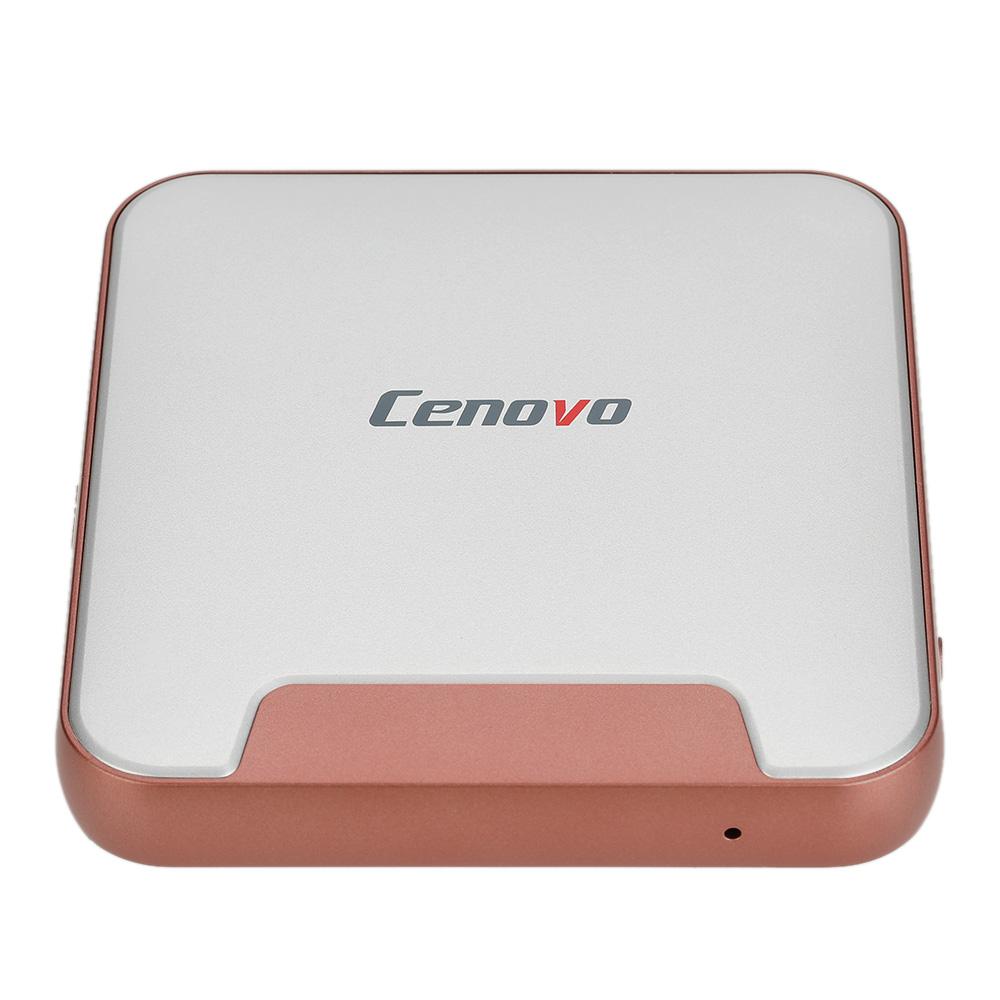 Cenovo Mini PC 24GB/64GB Windows 10 TV Box Intel Cherry Trail Z8300 Quad Core Bluetooth 4.0 WiFi & LAN Smart Media Player OTG(China (Mainland))