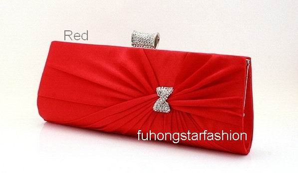 Red-Bridal-Wedding-Purse-Clutch-Evening-bag-Dress-bag-Hand-bag-Purse-Clutch-Wholesale-Free ...