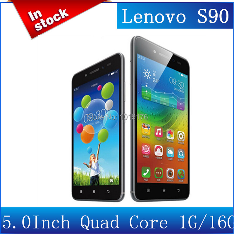 Мобильный телефон Lenovo S90 4G TD fdd/lte 5.0' 2GB /16GB Android 4.4 MSM8916 1280 x 720 phone13MP Ips /Avil