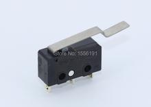 20 шт. / LOT 3pin все предел переключатель N / on / C 5A250VAC KW11-3Z Mini микро-карты переключатель 29 мм рукоятка