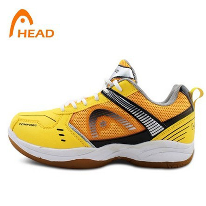 New arrival Head badminton shoes men's professional sports shoes breathable table tennis shoes brand sneakers fast shipping