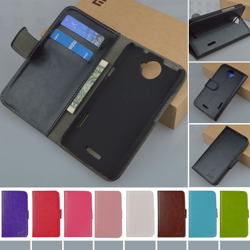 Original J&R Brand Flip PU Leather Case For HTC One X S720e G23 Cover Phone Cases With stand and Card Holder 9 colors(China (Mainland))