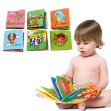 2015 neue soft tuch baby kind Intelligence Development lernen Bild cognize Buch schöne versandkostenfrei(China (Mainland))