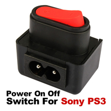 Power On Off Switch Adapter For PS3 Playstation 3 Slim Video Games G-Switch P4PM