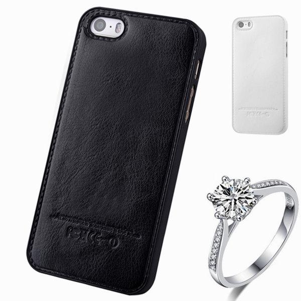 Luxury Fashion Elegant mobile phone case For apple original LOGO Genuine phone Cases for iPhone 4 4s 4G celular case back cover(China (Mainland))