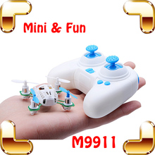 Christmas Gift M9911 RC Super Nano Quadcopter Most Mini Scale Electric Machine Remote Control Flying Toy Tiny Aircraft Present