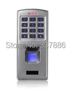 Фотография Wiegand 26/34 output biometric security door access control system
