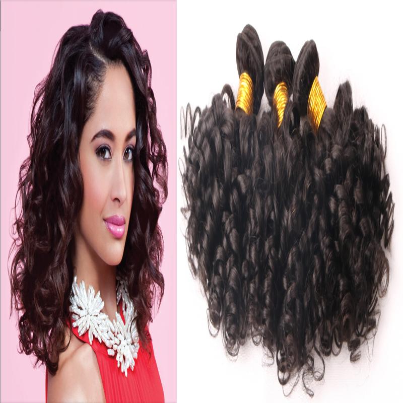 Цена-офф акции 5A дешевые малайзия спираль вьющиеся волосы девственные природные джерри вьющиеся Humen соткет королева средства для волос ли