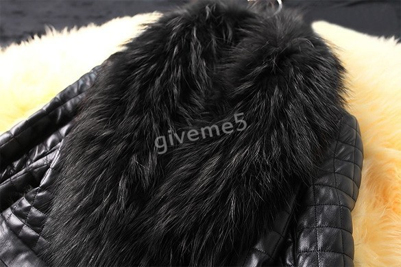 Женская одежда из кожи и замши Brand New Faux SV007257